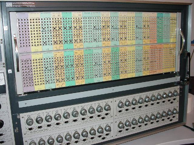 analog computers Citing wikipedia for analog computer an analog computer is a form of computer that uses the continuously-changeable aspects of physical phenomena such as electrical.