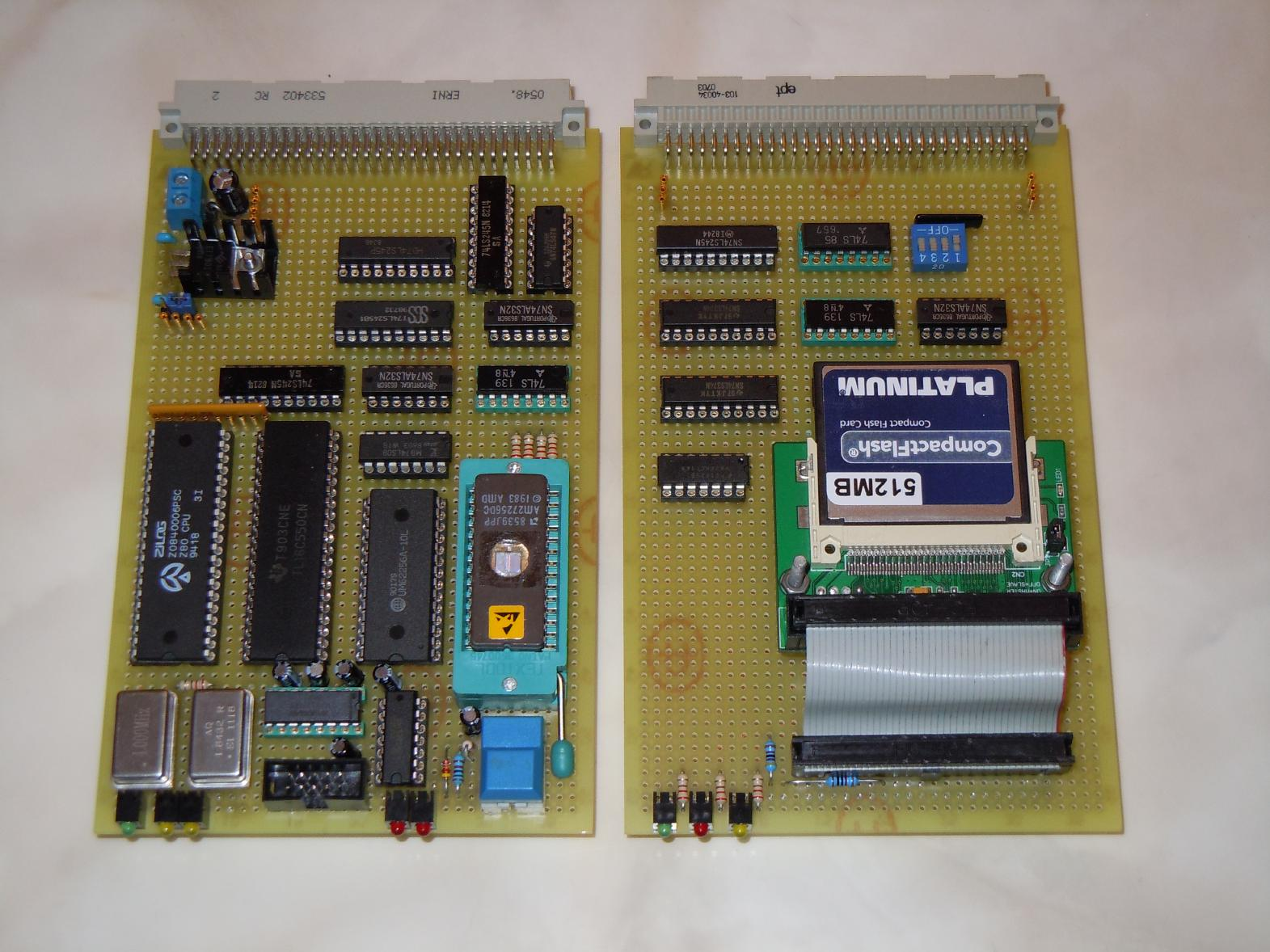 A tiny Z80 based computer